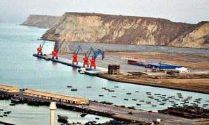 سی پیک منصوبوں میں 'صوبے کے حصے' پر بلوچستان حکومت کے تحفظات