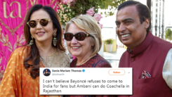The Ambanis are the new 'Crazy Rich Asians' and Twitter is shook