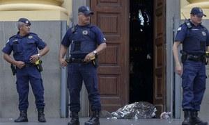 برازیل: چرچ میں فائرنگ سے 5 افراد ہلاک، حملہ آور کی خودکشی