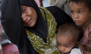 امریکا نے بھی روہنگیا مسلمانوں پر ظلم کو 'نسل کشی' قرار دے دیا