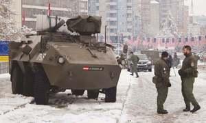 یورپ کے مسلم اکثریتی ملک کا اپنی فوج بنانے کا اعلان، مخالفین میں بے چینی