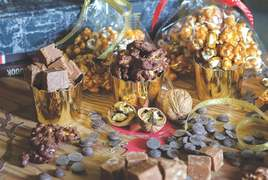 EPICURIOUS: SWEET TREATS FOR CHRISTMAS