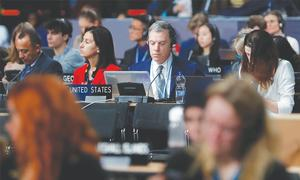 Nations inch towards climate deal at UN summit