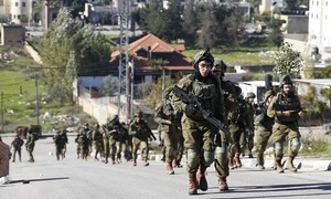 Israeli army razes home of Palestinian 'attacker'
