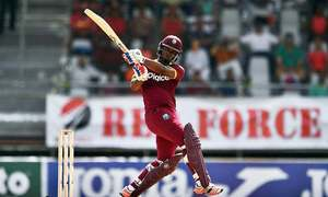 West Indies recall Lewis for Bangladesh T20s
