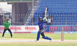 Khurram, Rizwan inspire teams to T20 victories