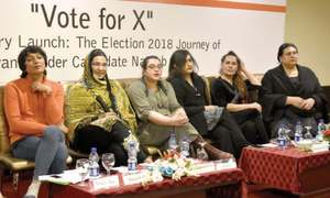 Vote for X looks at election candidate's struggle for transgender people's rights