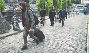 تارکین وطن یا ہجرت کرنے والوں کی زندگی کا مثبت چہرہ