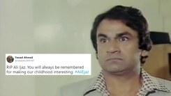 Veteran actor Ali Ejaz passes away at 77