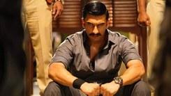 Ranveer Singh says he's 'effortlessly macho' in Simmba