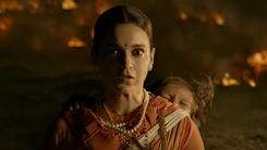 Kangana Ranaut is her fierce self in the Manikarnika trailer