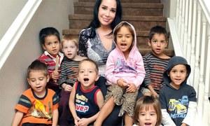 8 بچوں کو بیک وقت جنم دینے والی ماں نے اس تجربے پر خاموشی توڑ دی