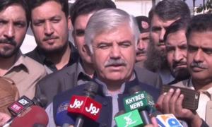 مالم جبہ اراضی کیس: وزیراعلیٰ خیبر پختونخوا کو کوئی کلین چٹ نہیں دی، نیب