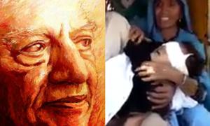 فیض احمد فیض قدیر کی لاش دیکھ کر کیا کہتے؟