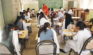 Peshawar private schools outperform government's