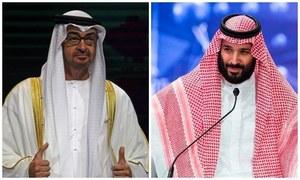 Saudi, Emirati crown princes to visit Pakistan in early 2019