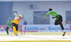 Lahore Blues and Whites stay alive with identical wins