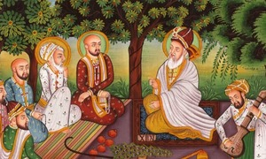 Kabir in his time, and ours