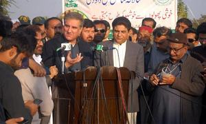 Withdrawal of US troops from Afghanistan will help further peace process: Qureshi