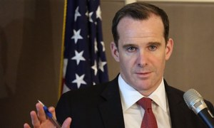 Top US envoy quits over Trump's Syria pullout