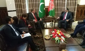 وزیرخارجہ کا 4 ملکی دورہ، افغانستان اور ایران میں اہم ملاقاتیں