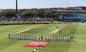 قومی ٹیم اور دورہ جنوبی افریقہ کی سیاہ تاریخ