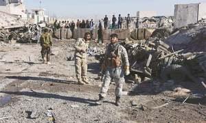 قندھار میں خود کش حملہ، کالعدم بی ایل اے کا اہم کمانڈر ہلاک