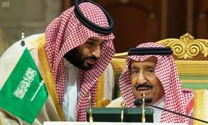Saudi king orders cabinet shakeup after Khashoggi's killing