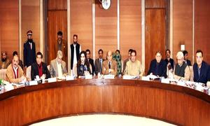 PAC to work diligently without any discrimination, says Shahbaz after chairing first meeting