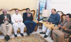 Murad rubbishes claims of forward bloc formation in Sindh PA