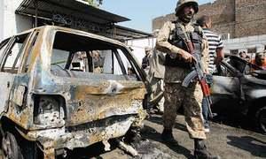 ملکی سیاسی شخصیات جو 2018 میں دہشت گردی کا نشانہ بنیں