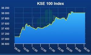 Pakistan Stock Exchange commences 2019 on positive note