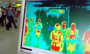 سرحد پار بیماروں کی منتقلی سے بچاؤ کے لیے ایئرپورٹس پر تھرمل اسکینر نصب