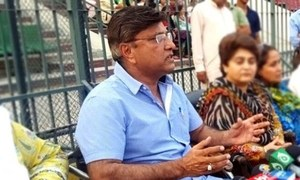 PHF appoints Saeed Khan as manager and head coach for FIH Pro League