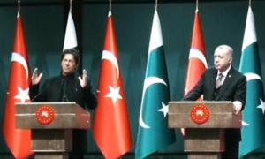 گولن فاؤنڈیشن سے متعلق پاکستانی سپریم کورٹ کے فیصلے کا خیرمقدم کرتے ہیں، ترک صدر