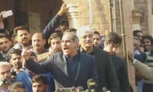 Accountability court extends remand of Khwaja brothers till Jan 19