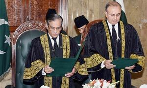 Chief Justice Mian Saqib Nisar: Person of the Year 2019