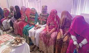 79 Hindu couples tie the knot in mass wedding