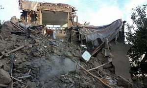 زلزلہ فنڈ کیس: '5 سال سے پی ٹی آئی حکومت ہے، امن و امان کا مسئلہ کس کو حل کرنا ہے؟'