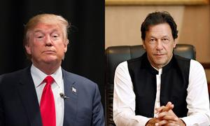 عمران خان اور ڈونلڈ ٹرمپ کی ملاقات نئے پاکستانی سفیر کی پہلی ترجیح