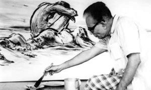 عظیم بنگالی فنکار زین العابدین کی کتھا