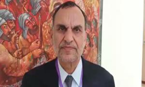 اعظم سواتی کا بطور وفاقی وزیر سائنس اینڈ ٹیکنالوجی استعفیٰ منظور