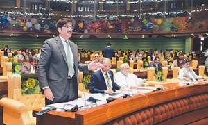 PA resolution warns Centre of protest against persistent gas shortage in Sindh