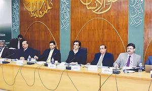 Committee set up to scale down Nai Gaj dam cost