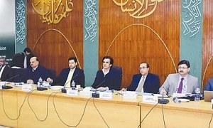 نئی گج ڈیم کی لاگت کم کرنے کیلئے کمیٹی قائم