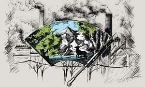 دنیا کے امیرو سن لو! ماحولیاتی تبدیلی کسی کو نہیں چھوڑے گی