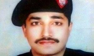 Justice Nisar suspends execution of mentally ill prisoner Khizar Hayat