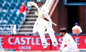 کیپ ٹاؤن ٹیسٹ: پاکستان کو جیت کیلئے 381 رنز کا ہدف