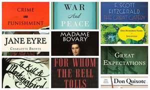 عالمی ادب کے عظیم ناول