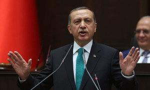 Turkey vows to continue fight against Kurdish militia after Trump threat